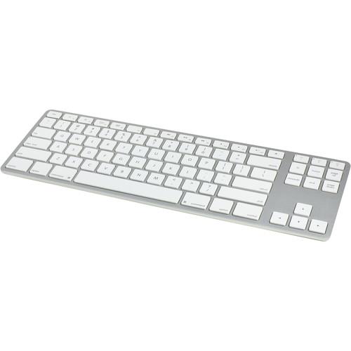 Matias (FK408BTS) Wireless Aluminum Tenkeyless Keyboard (Silver)