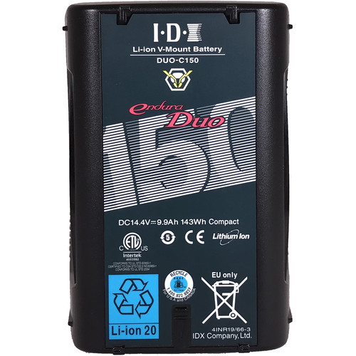 IDX System Technology DUO-C150 143Wh High-Load Battery