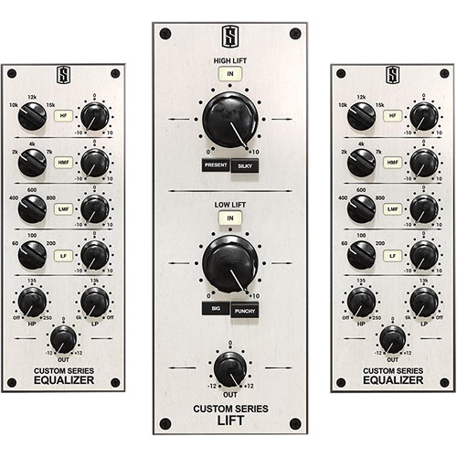 Slate Digital Custom Series Bundle - Tonal Pro Audio Modules for VMR  Software (Download)