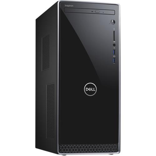 Dell (I3670-5656BLK-PUS) Inspiron 3000 Series 3670 Desktop Computer