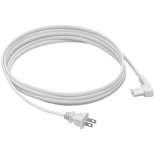 Sonos (PCS1LUS1) Long Power Cable for the Sonos One or PLAY:1 (White)