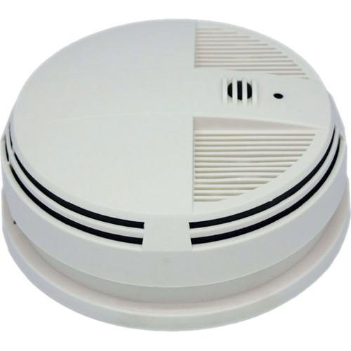 KJB Security Products (SC97104KA) Zone Shield 2160P Sideview Smoke Detector Camera/DVR