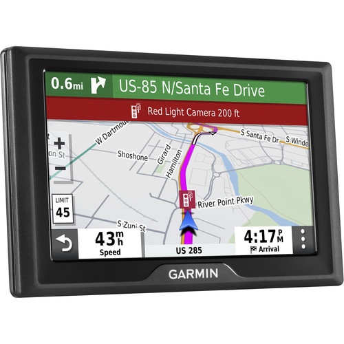 Garmin Drive 52 GPS Navigation & Traffic System