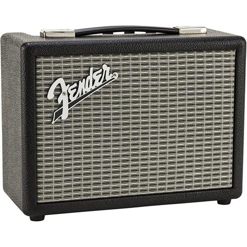 Fender (6960130000) Indio Portable Bluetooth Speaker (Black)