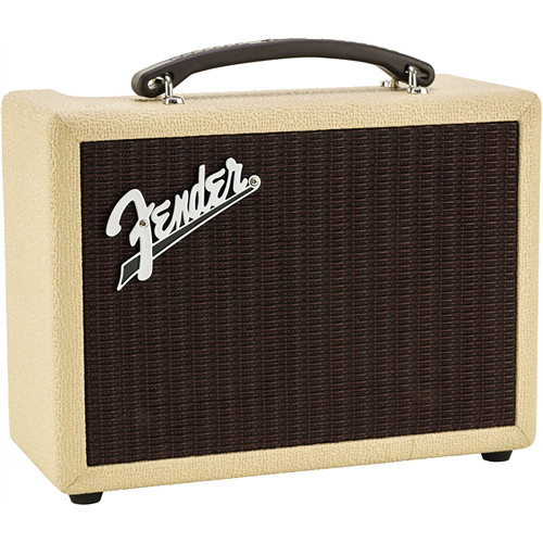 Fender (6960130005) Indio Portable Bluetooth Speaker (Blonde)