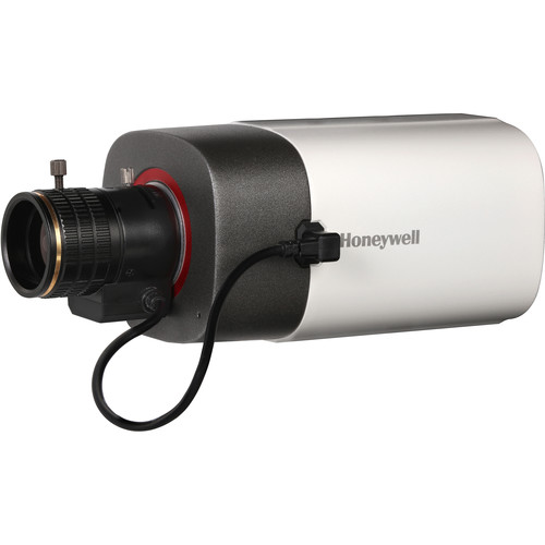Honeywell (HCW2GV) Network TDN Low Light WDR Box Camera, 1/2.8 2MP progressive scan CMOS, PoE, H.265