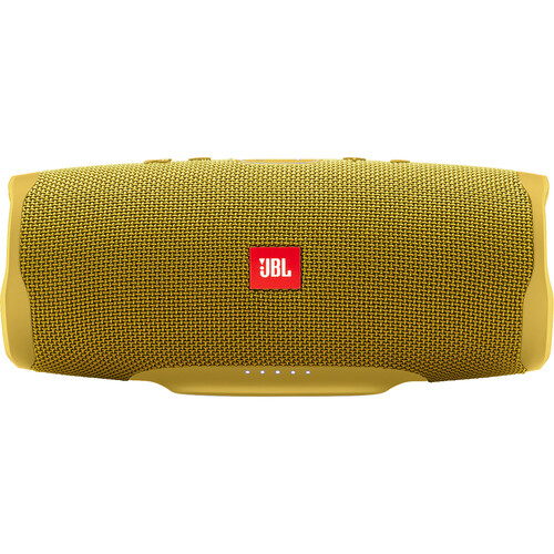 JBL (JBLCHARGE4YELAM) Charge 4 Portable Bluetooth Speaker (Mustard Yellow)