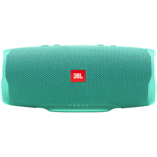 JBL (JBLCHARGE4TEALAM) Charge 4 Portable Bluetooth Speaker (Teal)