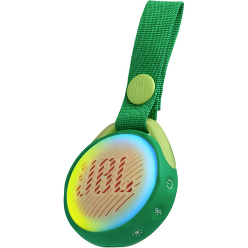 JBL (JBLJRPOPGRNAM) JR POP Kids Portable Bluetooth Speaker (Froggy Green)