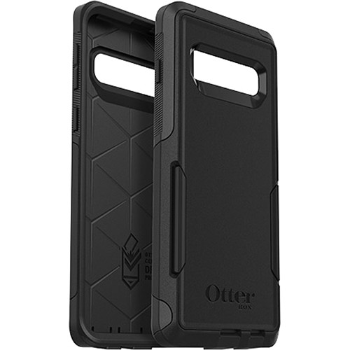 detailed look c29af 3ef75 OtterBox Commuter Series Case for Samsung Galaxy S10e (Black)