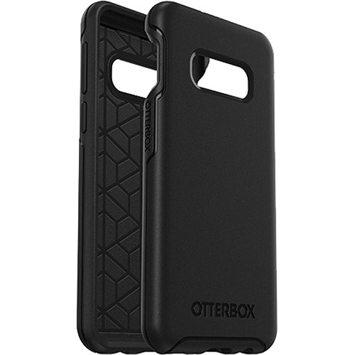 new product 4c040 01d57 OtterBox Symmetry Series Case for Samsung Galaxy S10e (Black)