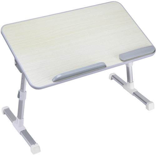 SIIG (CE-MT2J12-S1) Adjustable Laptop Bed Desk for MacBook and PC