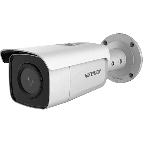 Hikvision (DS-2CD2T85G1-I5 4MM) DarkFighter DS-2CD2T85G1-I5 8MP Outdoor Network Bullet Camera with Night Vision & 4mm Lens