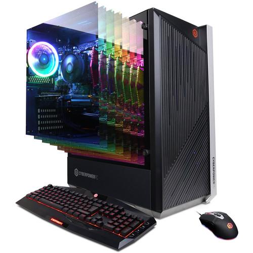 CyberPowerPC (GMA8860CPG) Gamer Master Desktop Computer