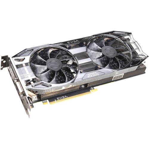 EVGA GeForce RTX 2070 BLACK GAMING Graphics Card