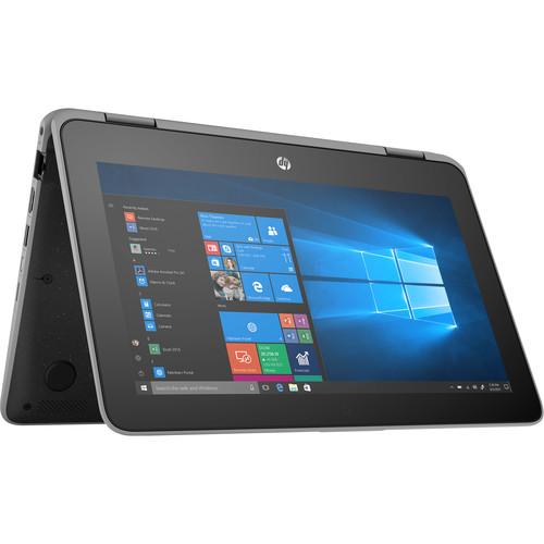 HP (5VB64UT#ABA/K12) PB X360 11 G3 EE/ N4100/ 4GB/ 128GB SSD eMMC/ UHD 600/ Windows 10 Pro/ 11.6