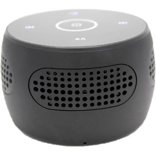 BrickHouse Security (BHS-BTSPKR) 1080p Wi-Fi HD Spy Cam Bluetooth Speakers Camera