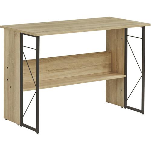 Safco (1005BN) SOHO Computer Desk (Natural)
