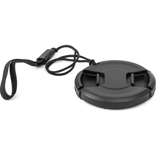 Sensei 49mm Clip-On Lens Cap 2 Pack