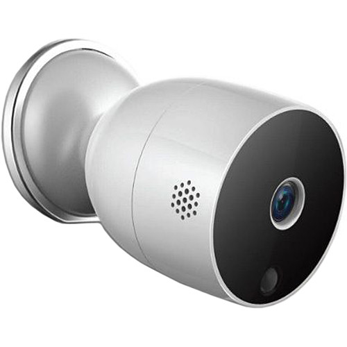 Aluratek (ASHBC01F) eco4life 720p SmartHome Outdoor Wi-Fi Security Camera