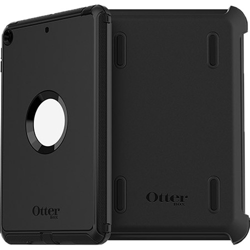 low priced 6b9fd cbb18 OtterBox Defender Series Case for iPad mini (Early 2019, Black)