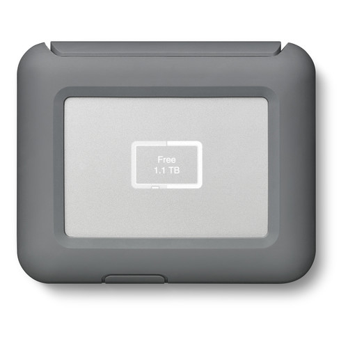 LaCie BOSS external hard drive for photographers