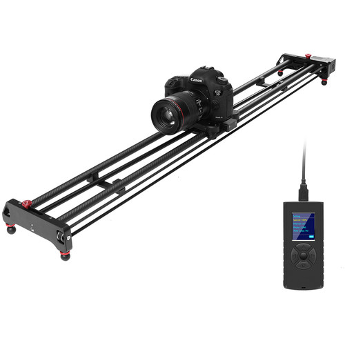 GVM GP-120QD Motorized Carbon Fiber Video Slider