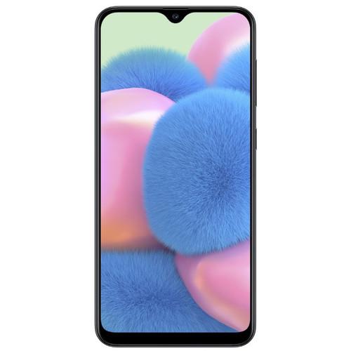 Samsung Galaxy A30s SM-A307G Dual-SIM 64GB Smartphone (Unlocked, Prism Crush White)
