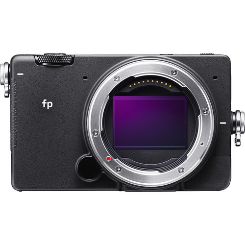 Sigma Gives fp Camera Major Performance Boost with New Firmware
