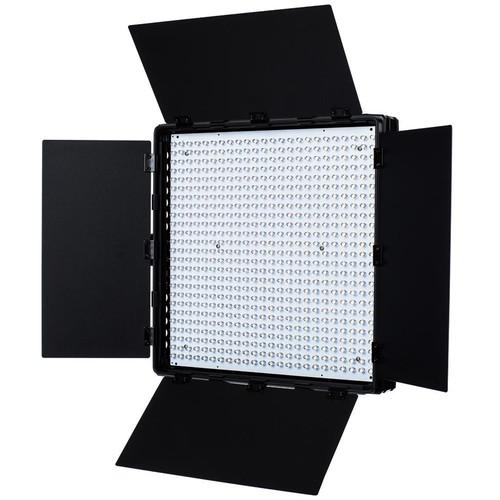 The 600XB Portable 1x1 Bi-Color LED Panel from Fovitec