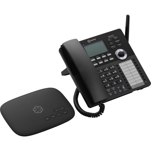 Telo 2 VoIP Phone System with DP1-T Wireless Desk Phone