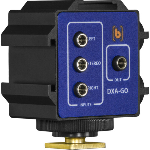 DXA-GO Two-Channel Adapter/Bracket for GO Wireless Receiver and Camera