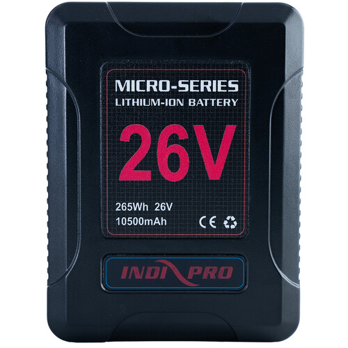 Micro-Series 26V 260Wh Lithium-Ion Battery (Gold Mount)