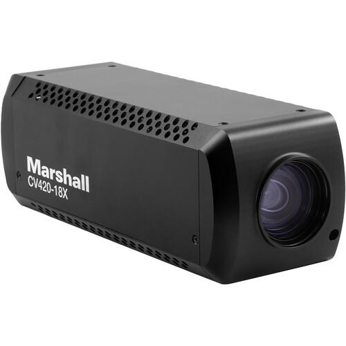 CV420-18X Compact 4K60 SDI/HDMI Camera with 18x Optical Zoom