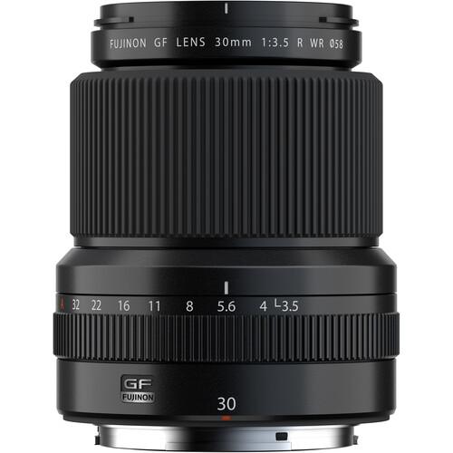 GF 30mm f/3.5 R WR Lens