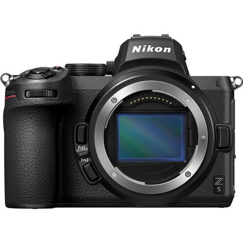 Nikon Reveals Entry-Level Z 5 Full-Frame Mirrorless Camera