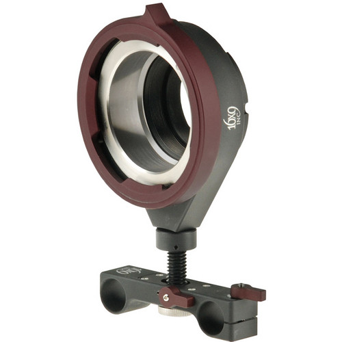 16x9 Cine Lens Mount PL to Micro 4/3 Mount with Support