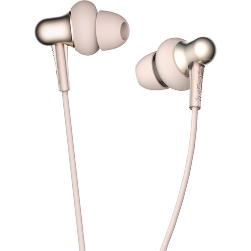 1MORE Stylish Dual-Driver In-Ear Headphones (Platinum Gold)