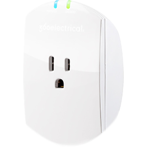 360 Electrical Loft Mini 1-Outlet Surge Protector