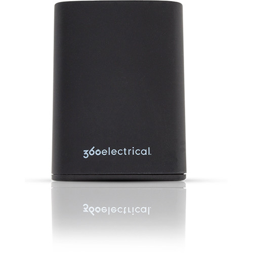 360 Electrical QuickCharge2.1 Dual-Port USB Wall Charger