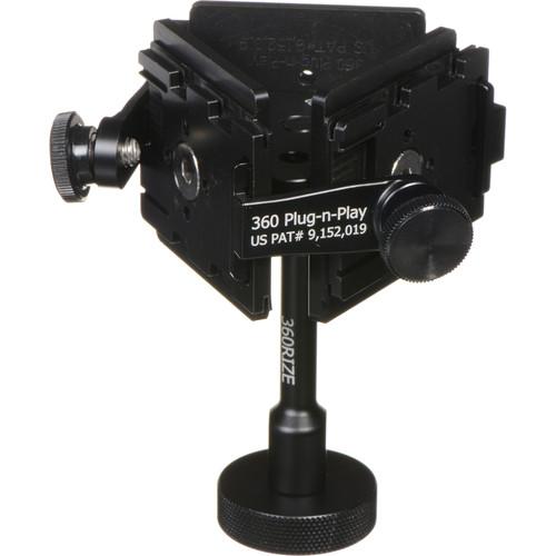 360RIZE 360Helios 3 Blackmagic Micro Rig