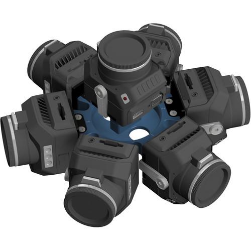 360RIZE 360Helios-7 Blackmagic Rig