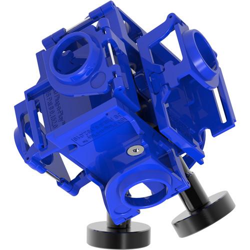 360RIZE PRO6L 360° Plug-n-Play Holder for GoPro