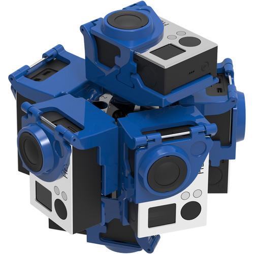 360RIZE Pro7 Bullet360 360° Plug-n-Play Holder for GoPro HERO4/3+/3