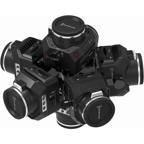 360RIZE 360Helios 7 Blackmagic Micro Rig