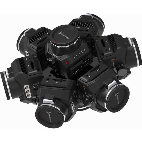 360RIZE 360Helios 8 Blackmagic Micro Rig