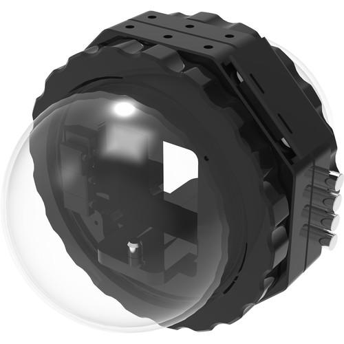 360RIZE 360SeaDak 360° Video Dive Housing for Kodak PIXPRO SP360 4K Cameras
