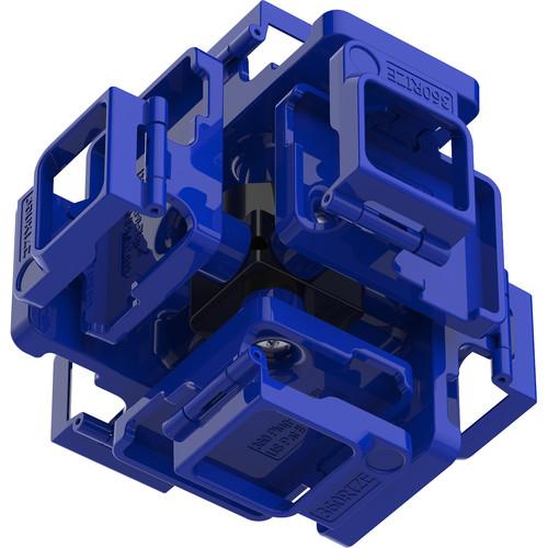 360RIZE Pro6 v2 360° Plug-n-Play Rig for GoPro HERO7 & HERO6/5 Black