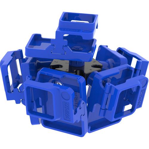 360RIZE PRO6L 360° Plug-n-Play Holder for GoPro HERO5 Black