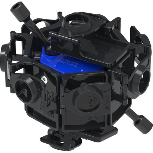 360RIZE YI Pro10 Plug-n-Play Rig for YI/YI 4K/YI 4K+ Action Cameras